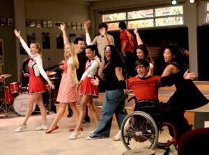 Glee_rehearsing