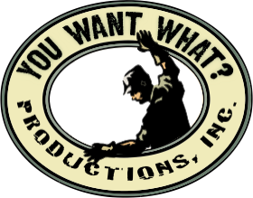 you get what you want logo